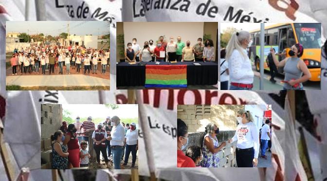Voto de confianza a Vero Camino; Morena va por el 3 de 3 en Yucatán | Armando Pacheco