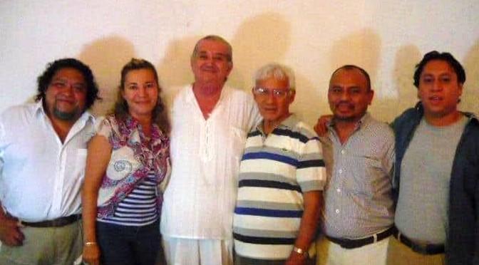 Manuel Lizama, un referente de la pintura mexicana