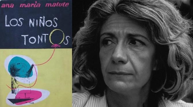 El negrito de los ojos azules (1956) | Ana María Matute