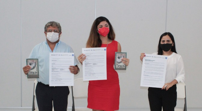 Premio Nacional de Cuento «Beatriz Espejo» (México; abierta hasta el 8/10/2021)