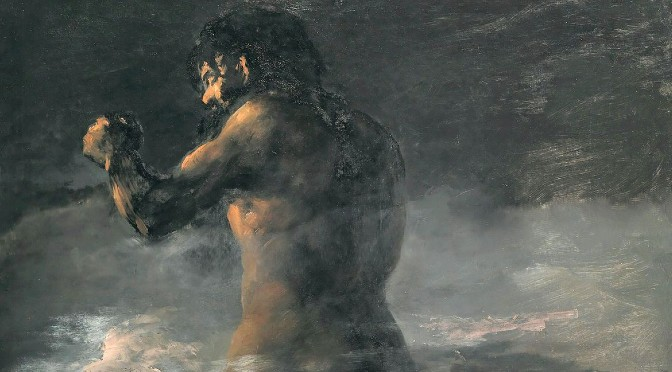 Regresan a Goya 'El Coloso' tras 13 años de polémica