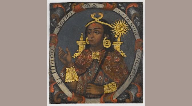 Origen del nombre de Atahualpa | Ileana Almeida