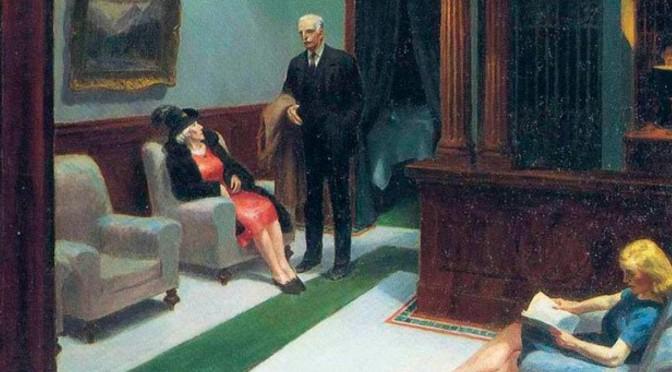 Edward Hopper, el pintor de la alienación | Galo Martín