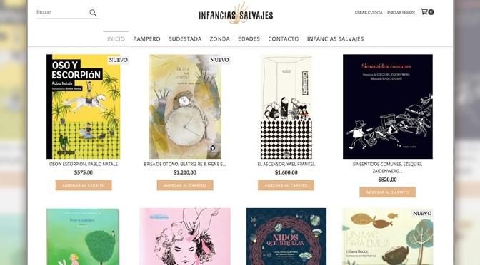 Argentina abre la primera librería especializada en literatura infantil
