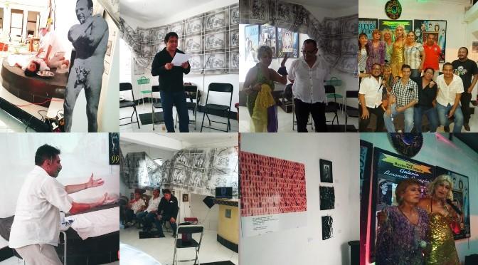 'La vulva azul', arte cooperativo, una bofetada a las instituciones culturales de Yucatán | Armando Pacheco