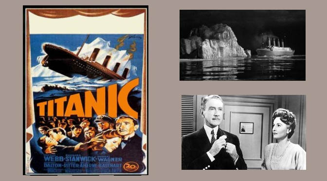 Titanic (1953) | Cine estadounidense | Dirección: Jean Negulesco