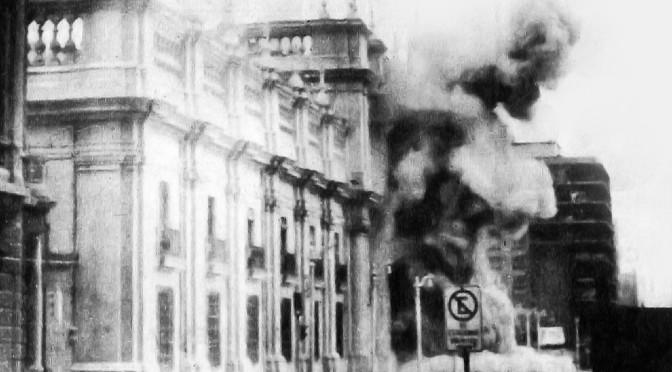 Mis recuerdos del golpe; a 48 años del derrocamiento de Allende | Víctor Hugo de la Fuente González